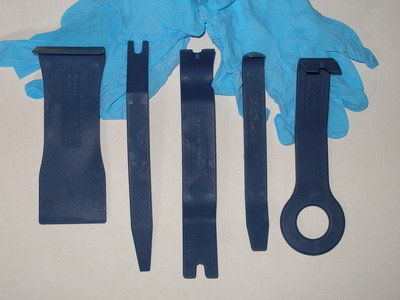 Trim and Moulding Tool Set