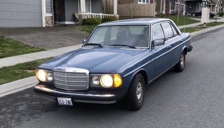 mercedes benz 280e repair manual 1975 1985 download