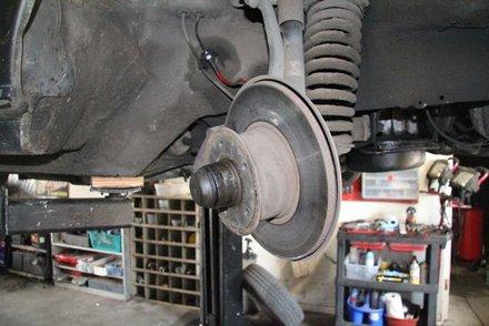 Growling Noise Under Truck