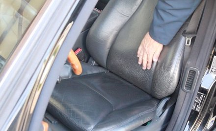 Repairing Leather Car Seats Kent