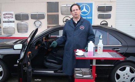 Repairing Leather Car Seats Kent
