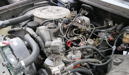 What Does a Healthy 240D Diesel Engine Sound Like