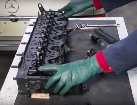 One Reason Your Older Mercedes Diesel Might Be Using Engine