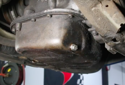 How to Replace a Leaking Oil Pan Drain Plug without