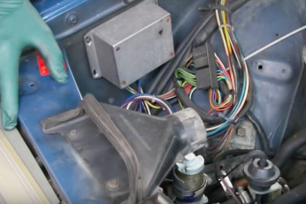 Why Don't My Early Auto Climate Control Fan Motor Buttons
