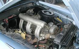 220 Ponton Engine