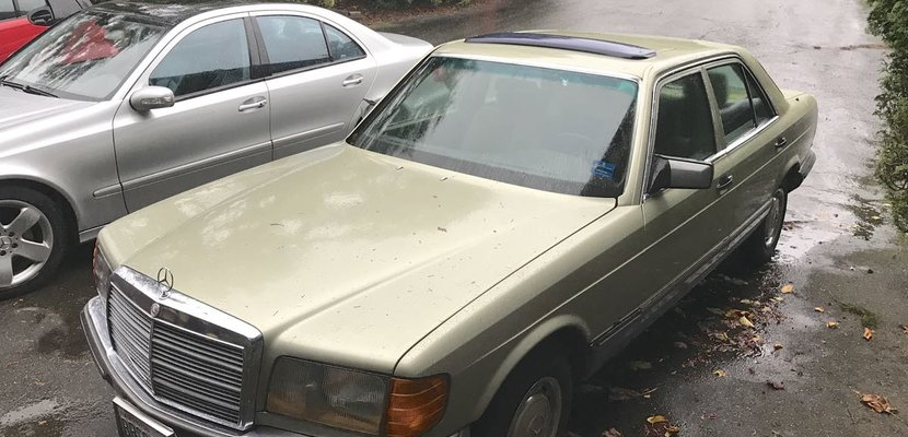 benz usa repair daimler Vintage