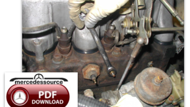 Frequent glow plug failure electrical problem mercedessource pdf fandeluxe Gallery