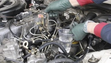What's that Square Thing on a Diesel Injection Pump? Can it