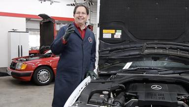 Mercedes W140 Blower Motor - On Demand Video