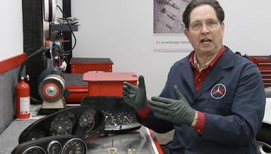 Mercedes Dimmer Switch Repair Part 1 - On Demand Video