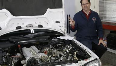104 Mercedes Head Gasket Part 1 - On Demand Video