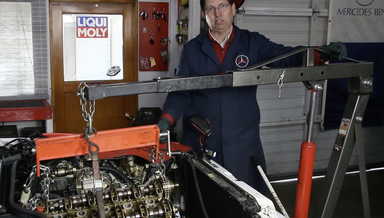 104 Mercedes Head Gasket Part 2 - On Demand Video