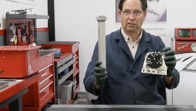 Mercedes Sending Unit Repair - On Demand Video