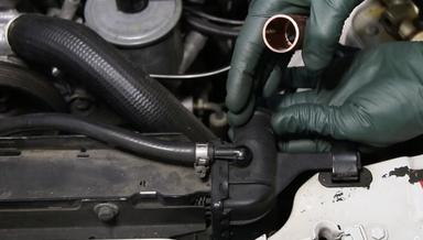 Broken Radiator Neck - On Demand Video