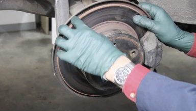 Dragging Brake Dust - On Demand Video