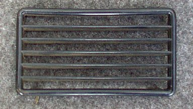 114 115 Interior Vent Grill (used)