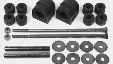 107 Torsion bar kit