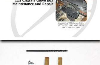 123 Glove Box Maintenance and Repair Guide