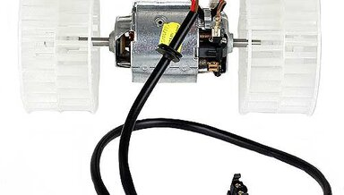 201 BEHR heater motor with fans