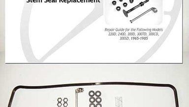 4 Cylinder Diesel Valve Stem Replacement Kit