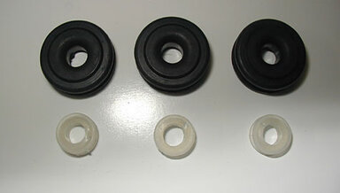 240D Manual Transmission Shift Rod Bushing Kit