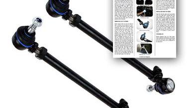107 Tie rod kit