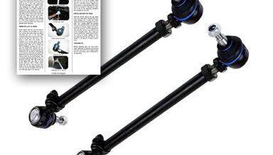 123 Tie Rod Kit