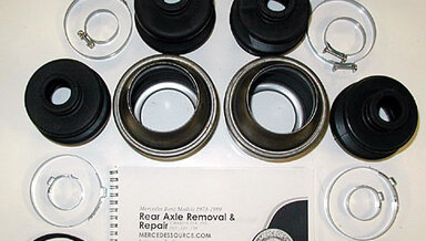 Rear Axle Removal and Boot Replacement Kit