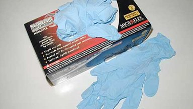 Extreme Nitrile Gloves Box of 100 Extra Large