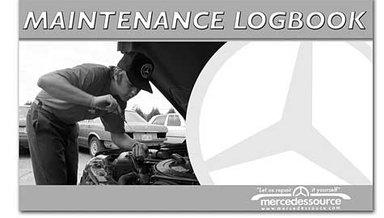 Maintenance Log Book For ALL MODELS