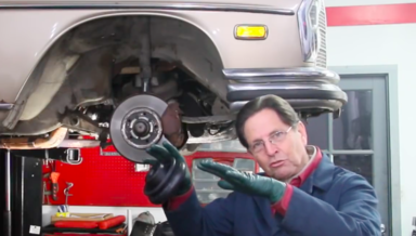 How to Replace the Level Control Valve on Your Airmatic Suspension