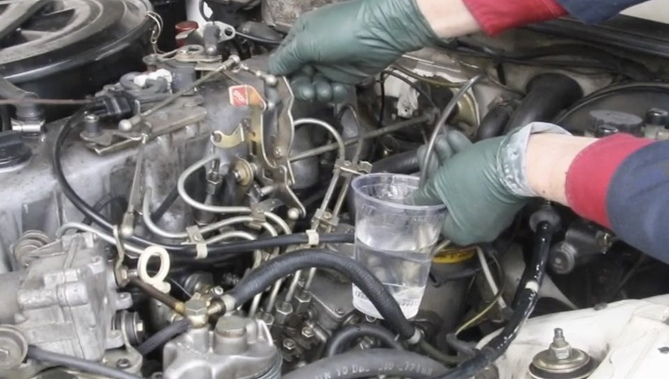 OM617 TURBO Over Boost Protection Theory