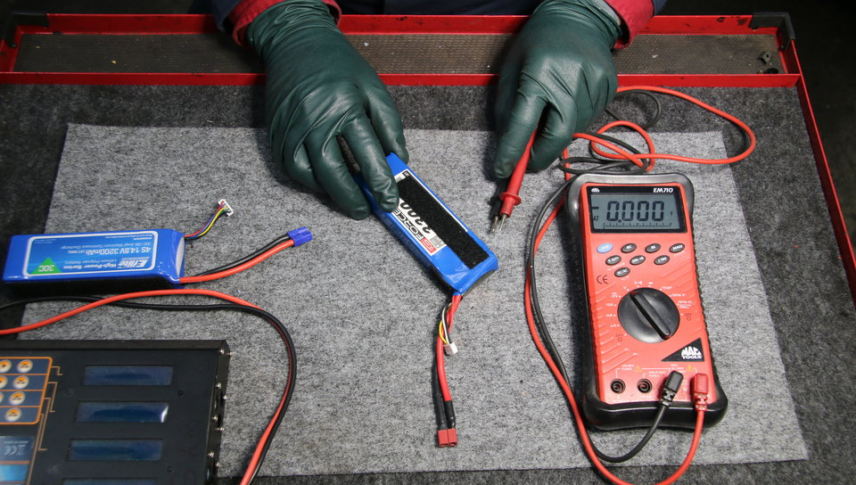 Using Lipo Batteries - On Demand Video