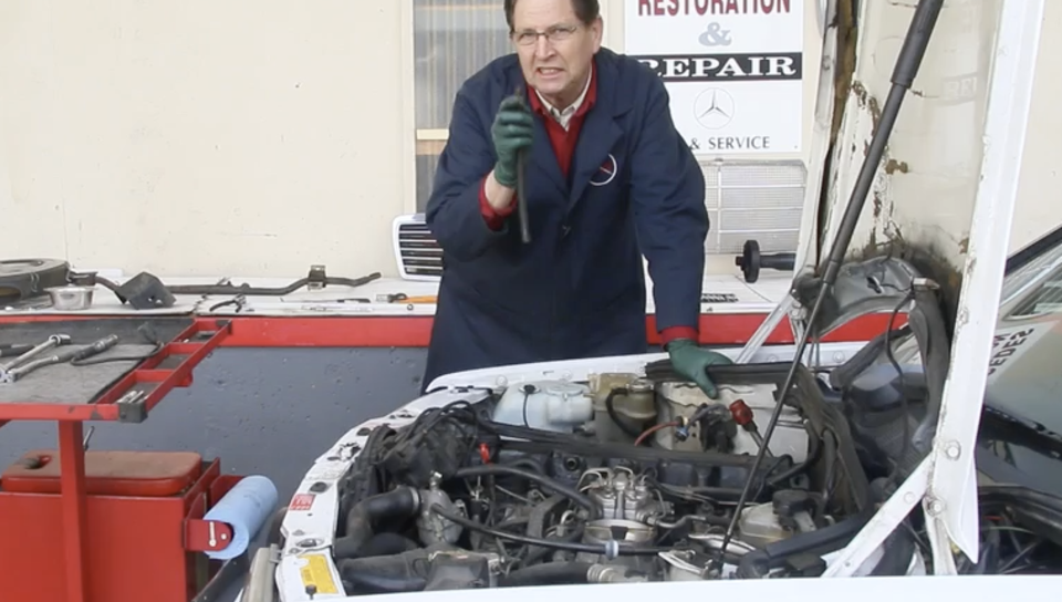 Mercedes Won't Start Class Session Part 4 - On Demand Video